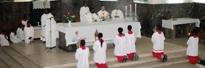 Igreja católica recupera instalações do Instituto Joaquim Marra e estudantes ficam sem aulas