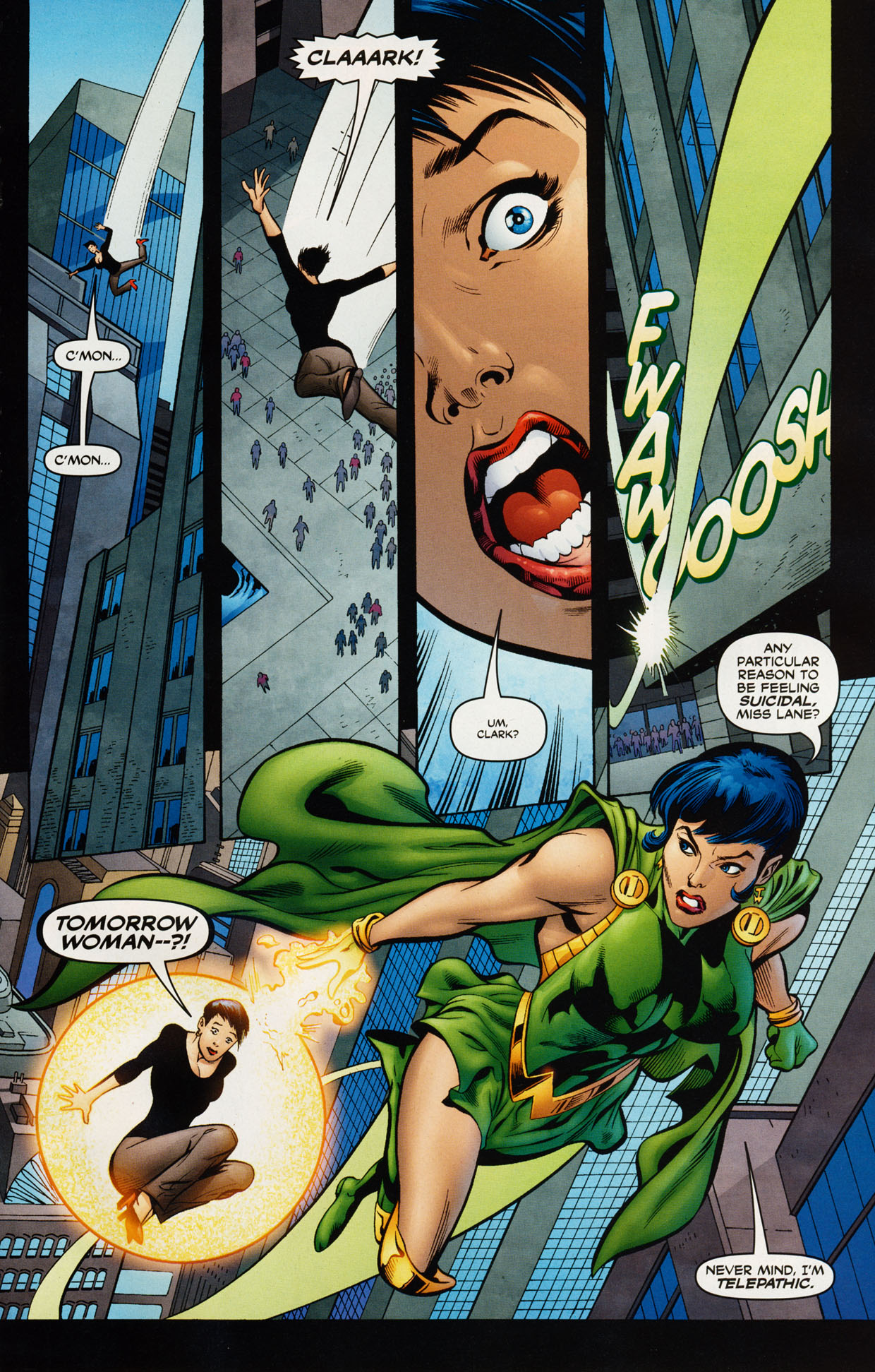 Read online Trinity (2008) comic -  Issue #43 - 25