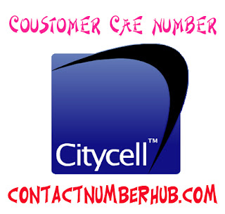 Citycell Customer Care Number