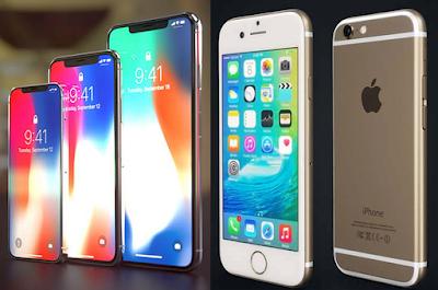 iPhone SE 2, iPhone XI, iPhone X Plus, iPhone X SE