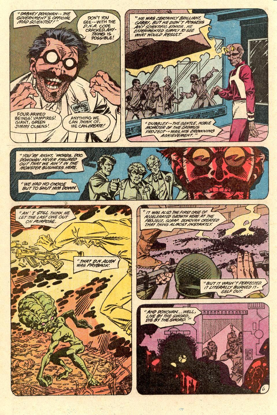 Read online Secret Origins (1986) comic -  Issue #49 - 11