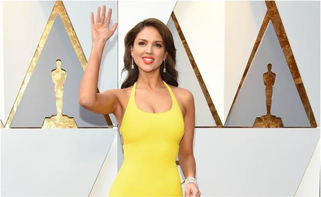Cuánto Cuesta El Vestido Que Eiza González Usó En Los Oscar
