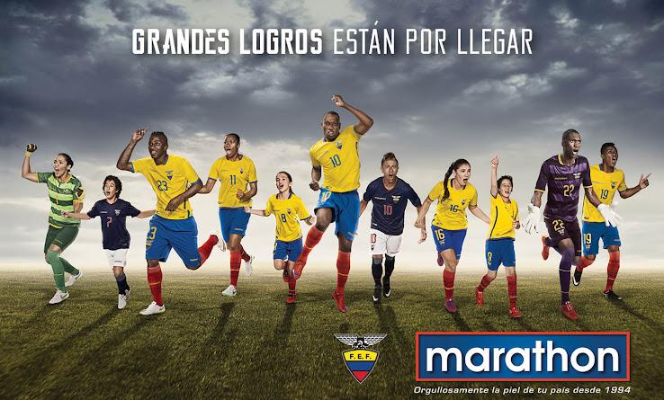 92b1d976c No AdsExclusive ContentCustomize Content MixExclusive Vouchers. Marathon  Sports again makes the new kits for the Ecuadorian national football ...