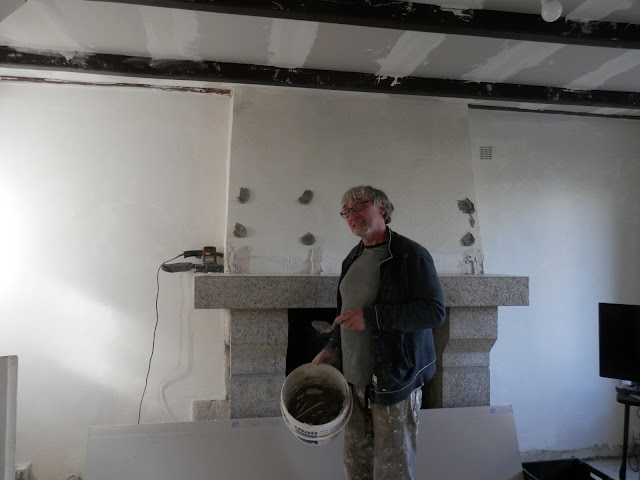 dot and dab plasterboarding