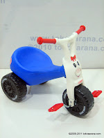 1 JUNIOR DUCKY Tricycle