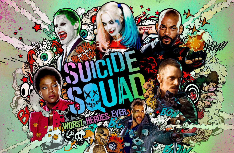 Movie Suicide Squad (2016) Free