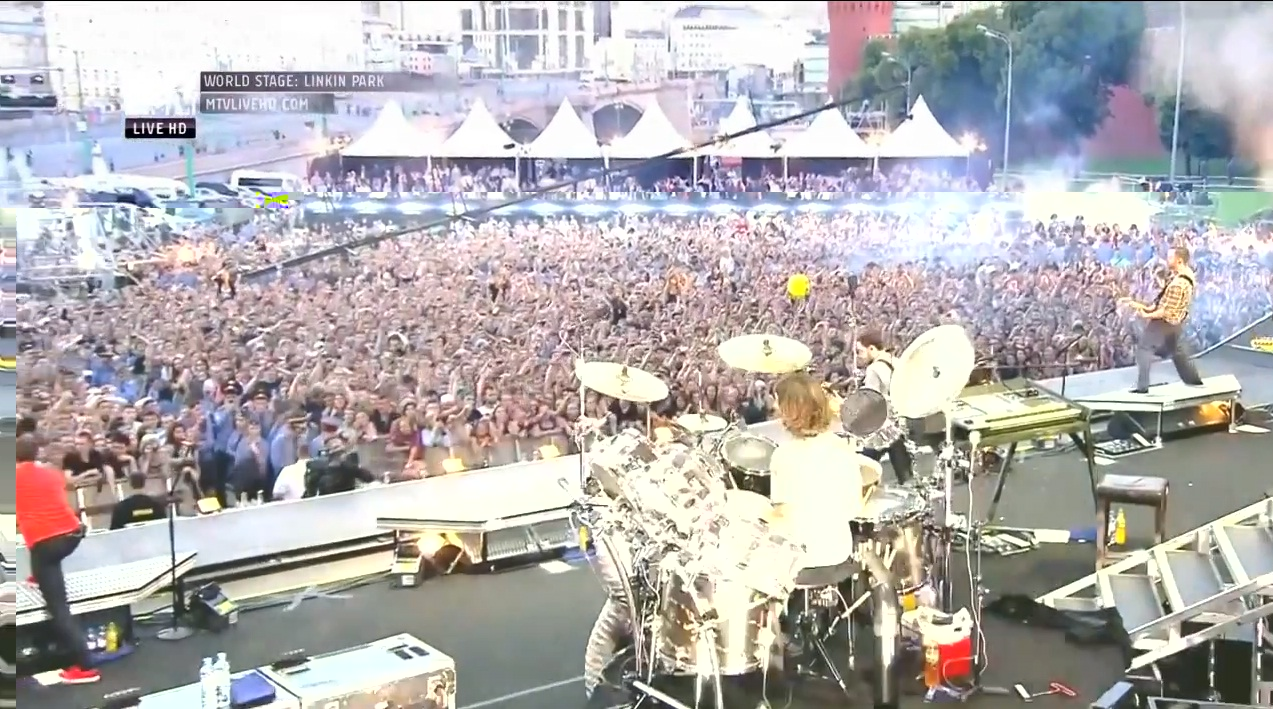 Linkin park live in red square full concert download