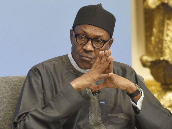 President Buhari Receives 2018 Budget