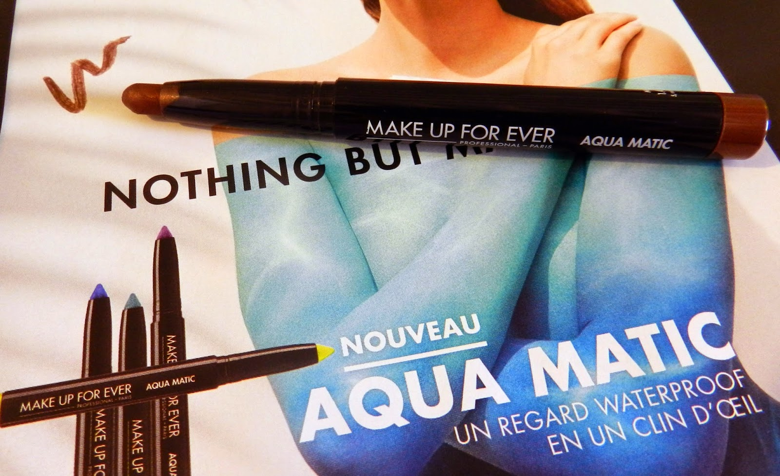 Make Up For Ever Aqua Matic