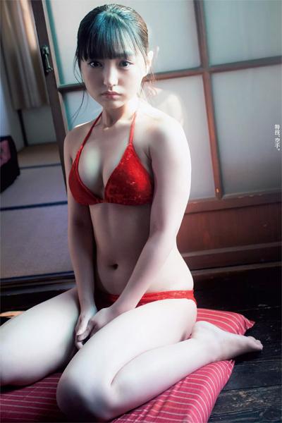 Serika Gunji 郡司芹香, Weekly Playboy 2019 No.12 (週刊プレイボーイ 2019年12号)