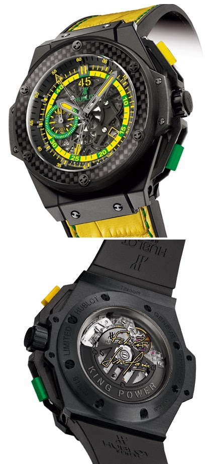 Montre Hublot King Power Scolari