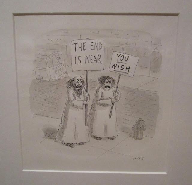 Роз Част(Roz Chast). Музей міста Нью-Йорк, Нью-Йорк (Museum of the City of New York,NY)