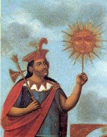 Los incas reinaron un imperio muy grande