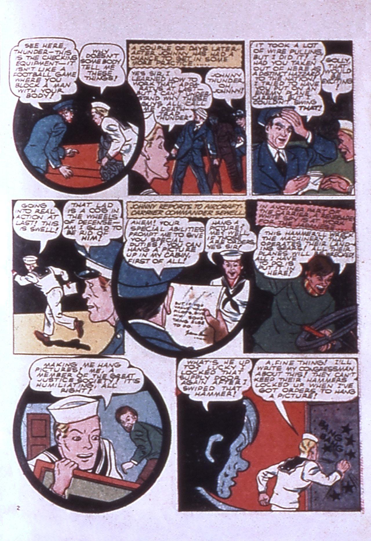Read online All-Star Comics comic -  Issue #11 - 56