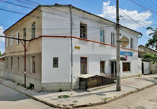 Бывшая гостиница Одесса в Симферополе