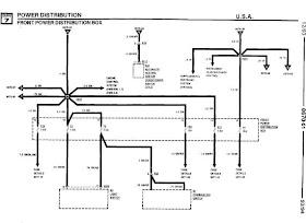 repair-manuals: BMW 740i/L/750iL 1993 Electrical