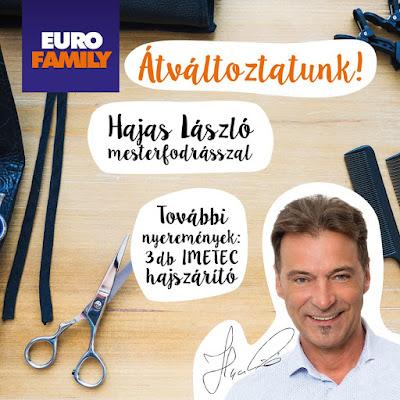 EuroFamily Nyereményjáték