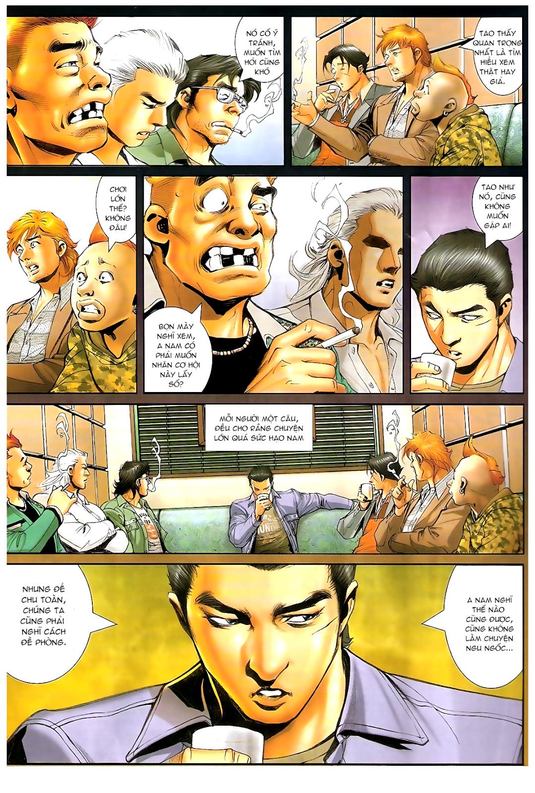 Người Trong Giang Hồ - Chapter 1215: Đi đến chung điểm - Pic 8
