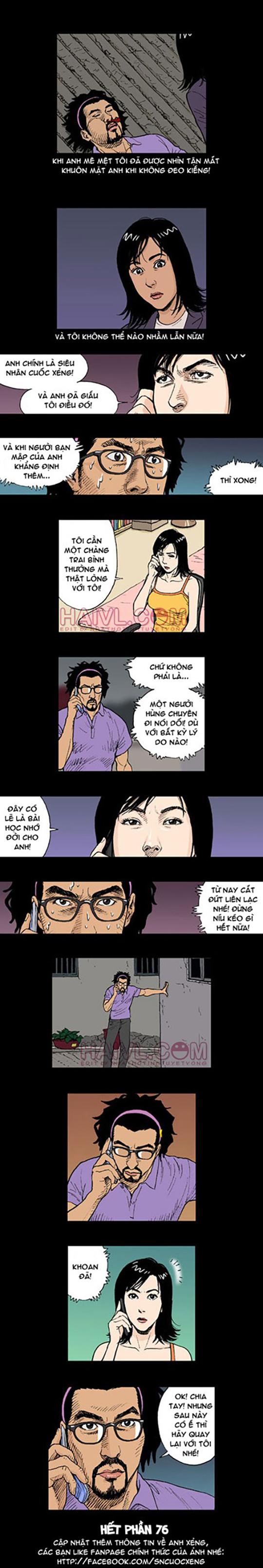 Siêu nhân Cuốc Xẻng (full bộ) phần 76