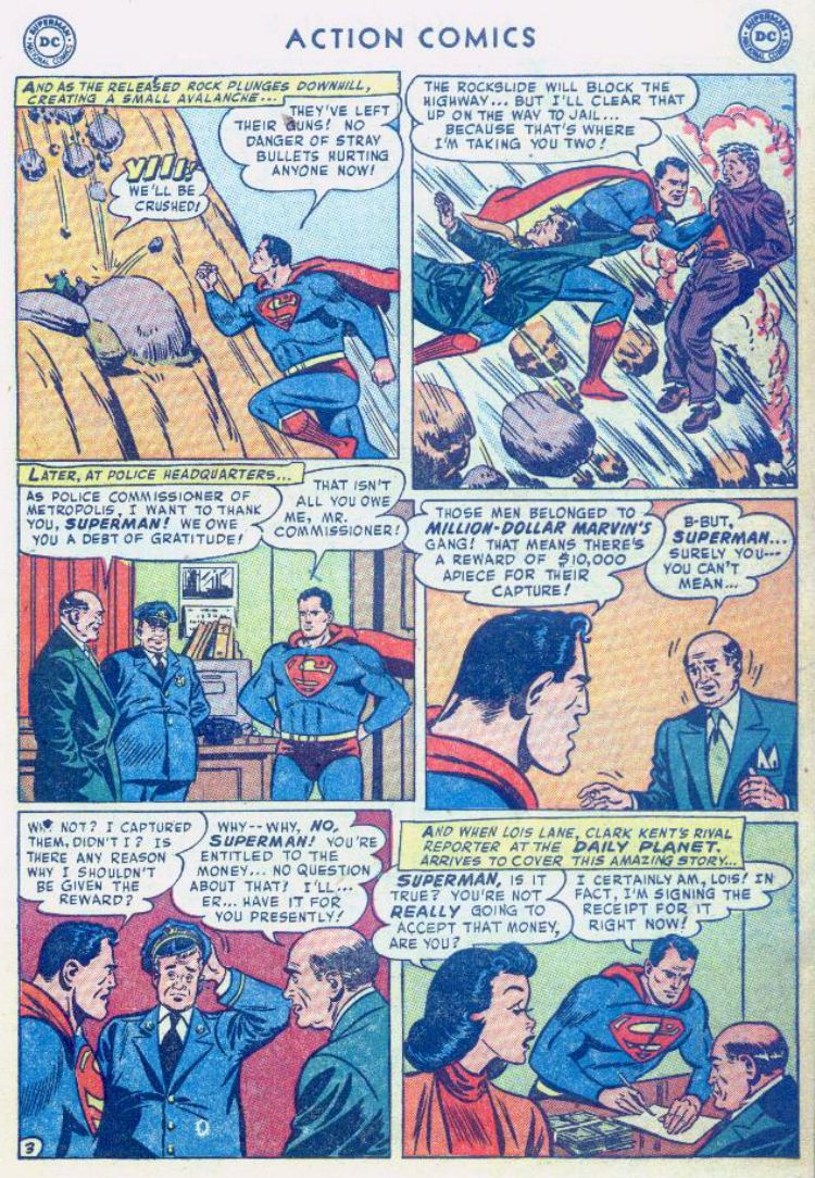 Read online Action Comics (1938) comic -  Issue #176 - 5