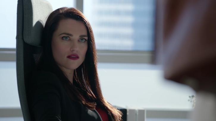 Supergirl - Season 3 - Katie McGrath Promoted to a Series Regular