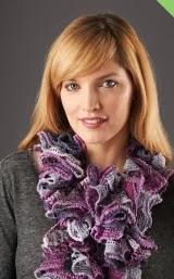 http://www.yarnspirations.com/pattern/crochet/ruffle-crochet-scarf