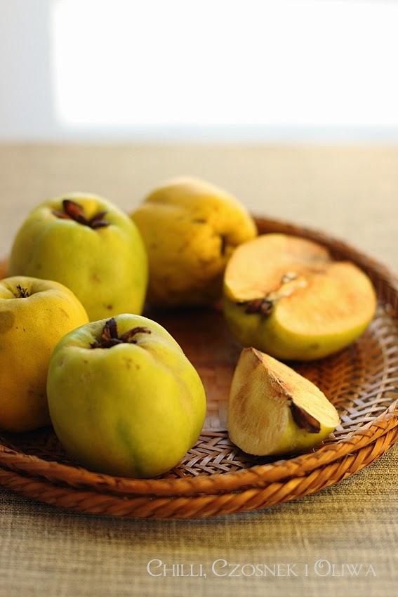 pigwa jablkowa owoce