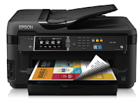 Epson WorkForce WF-7610 Drivers & Software Download