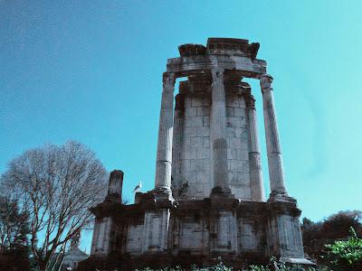 Templo das Vestais