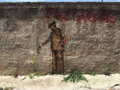 Street art in Massafra