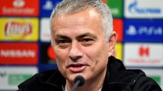 Jose Mourinho - Former Manchester United and Chelsea Boss