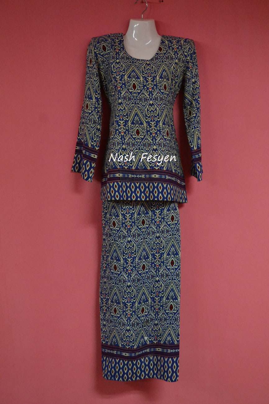 Nash Fesyen Baju Kedah Moden