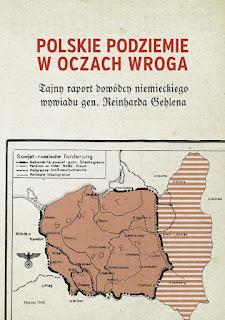 Polskie podziemie w oczach wroga - Jan Rydel