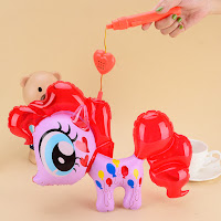 MLP Fake Pinkie Pie Balloon Lantern
