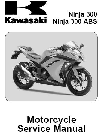 kawasaki ninja 300 service manual download manual pdf online. Black Bedroom Furniture Sets. Home Design Ideas