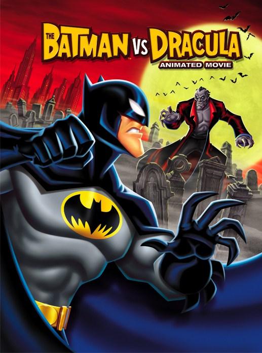 "To Have a Curse: Happy Halloween! ""The Batman vs, Dracula"