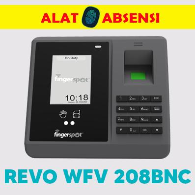 Revo WFV-208BNC