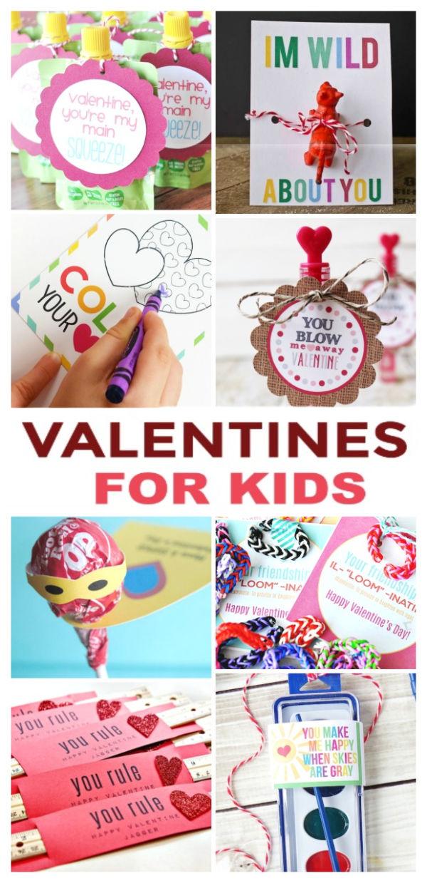 50+ FREE PRINTABLE VALENTINES FOR KIDS! #printablevalentinecardsforkids #printablevalentines #freevalentineprintables #freevalentinesdayprintables #valentineskids #valentineskidscrafts #valentinesideasforkids
