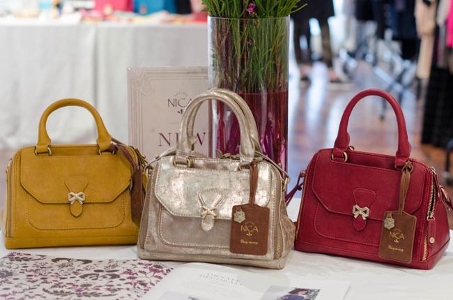 Nica Aw14 Lizzy Mini Bags