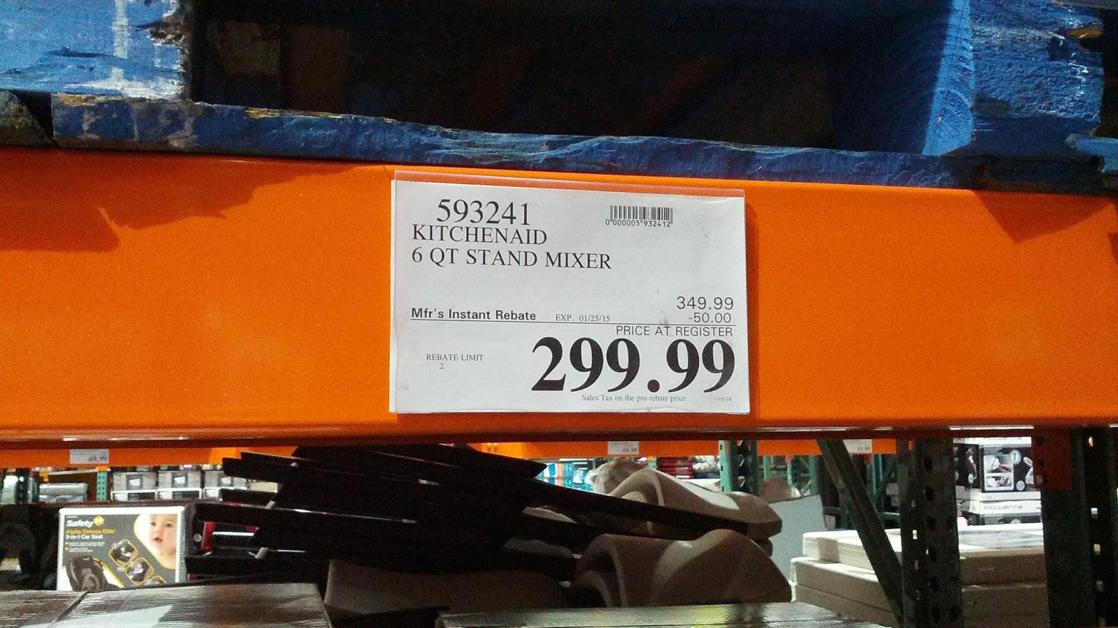 Exellent Kitchenaid Professional 600 Costco Kitchenaid Mixer Pictures  Professional On Image Kitchenaid Professional 600 Costco