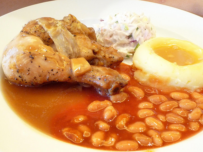 A Coffeeholic's Travel Tale: Kenny Rogers Roasters's Red Day