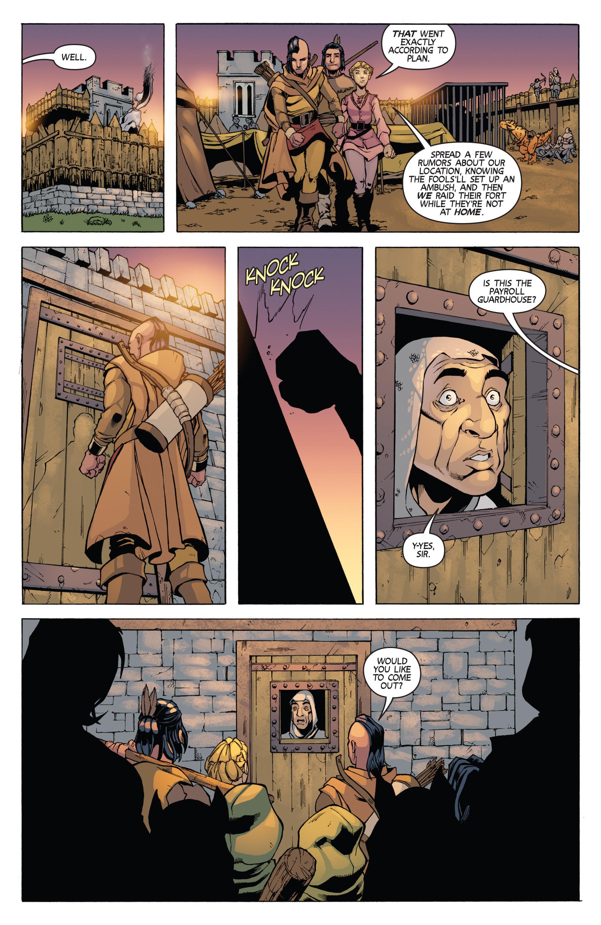 Read online Turok: Dinosaur Hunter (2014) comic -  Issue # _TPB 3 - 56