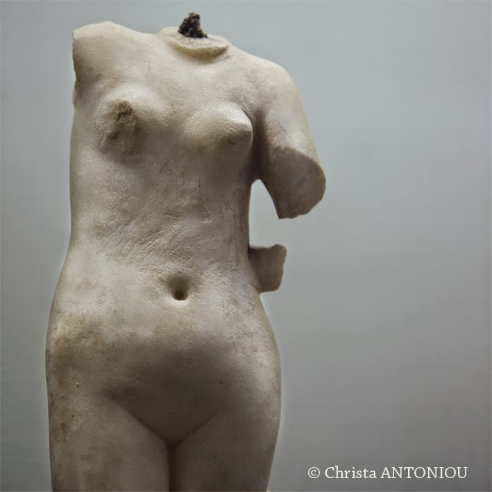 'The Body: lived experiences in ancient Cyprus' at the Cyprus Museum, Lefkosia