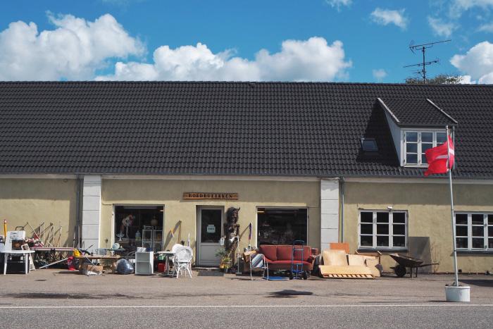 Antiquaire sur les routes du Danemark