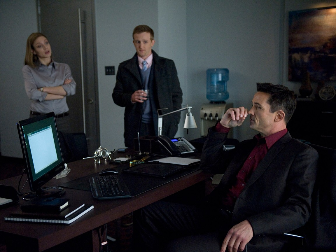 The Killing - Season 1 Episode 10: I'll Let You Know When I Get There