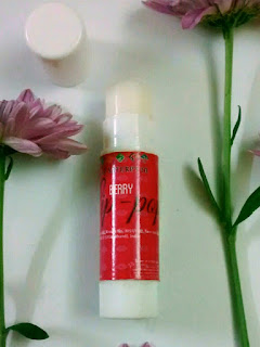 Product Review - The Nature's Co. Foressence Lip Pop - Berry