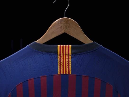 FCバルセロナ 2018-19 ユニフォーム-ホーム