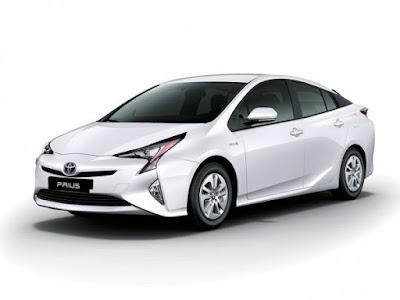 Toyota Prius Hybrid Image HD