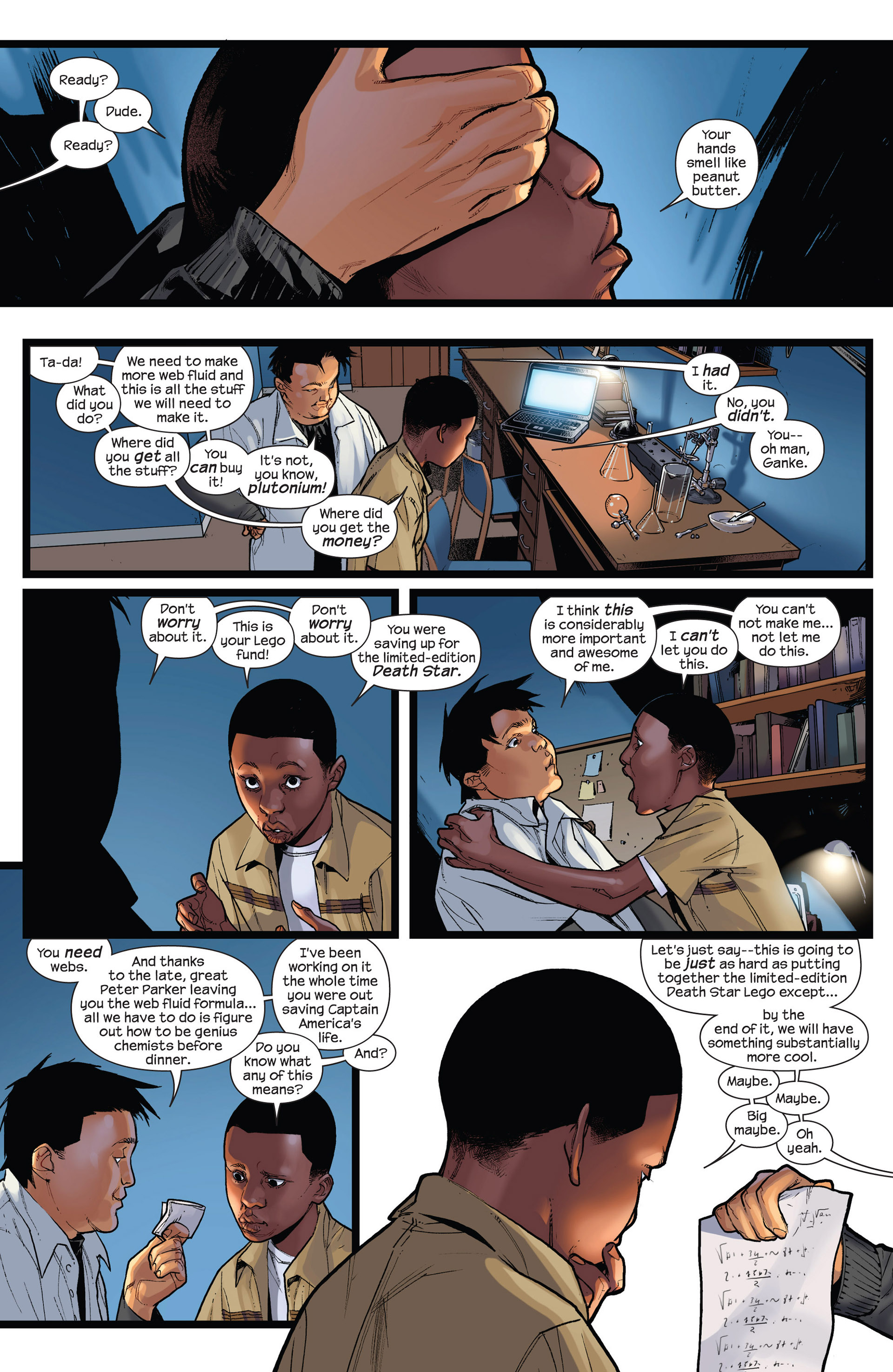 Read online Ultimate Comics Spider-Man (2011) comic -  Issue #19 - 8