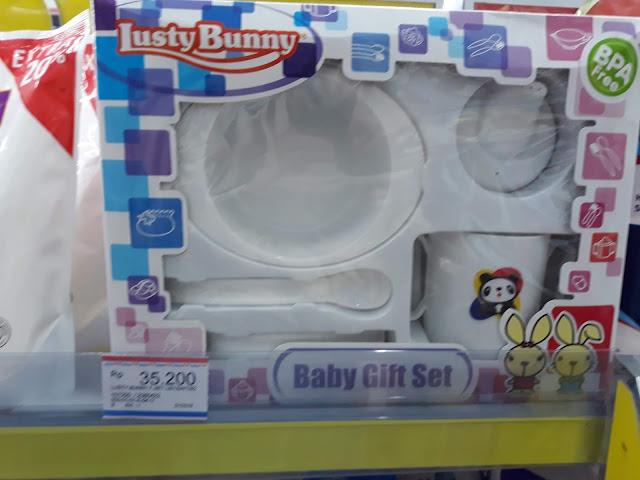 kado bayi tempat makanan murah